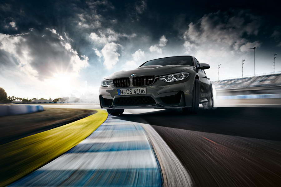 Νέα BMW M3 CS 460 hp