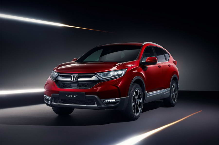 Honda CR-V Intelligent Multi Mode Drive