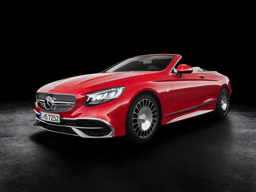 Mercedes - Maybach S650 Cabriolet
