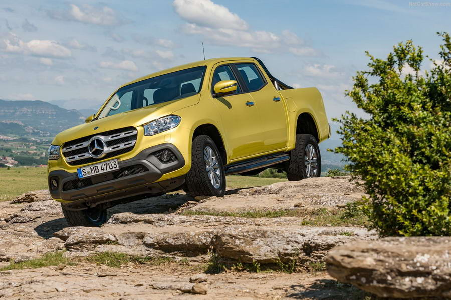 Mercedes X Class (pick Up)
