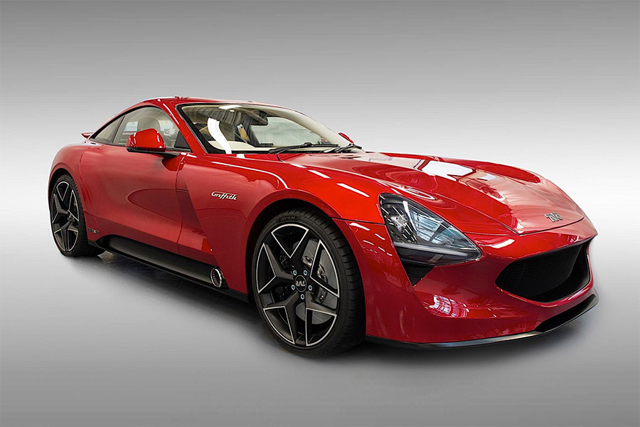 TVR Griffith V8 Cosworth 5,0