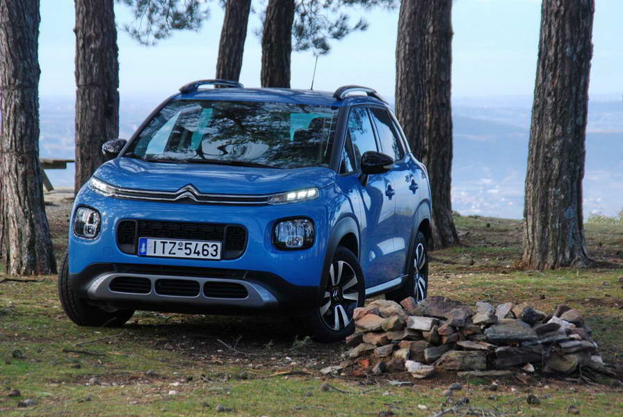 Citroen C3 Aircross 1,6 BlueHDi 100