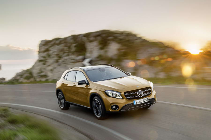 Mercedes Benz GLA 2017
