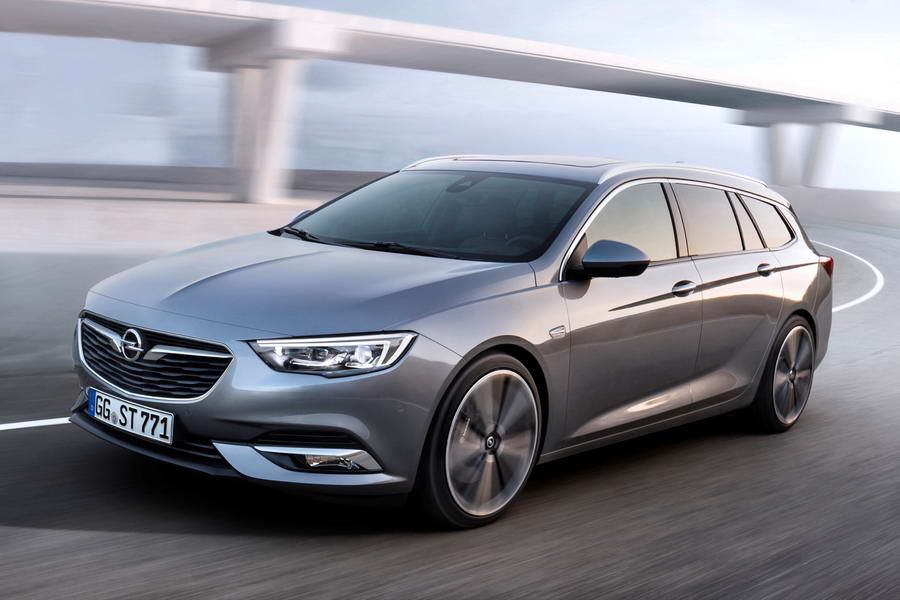 Νέο Opel Insignia Sports Tourer