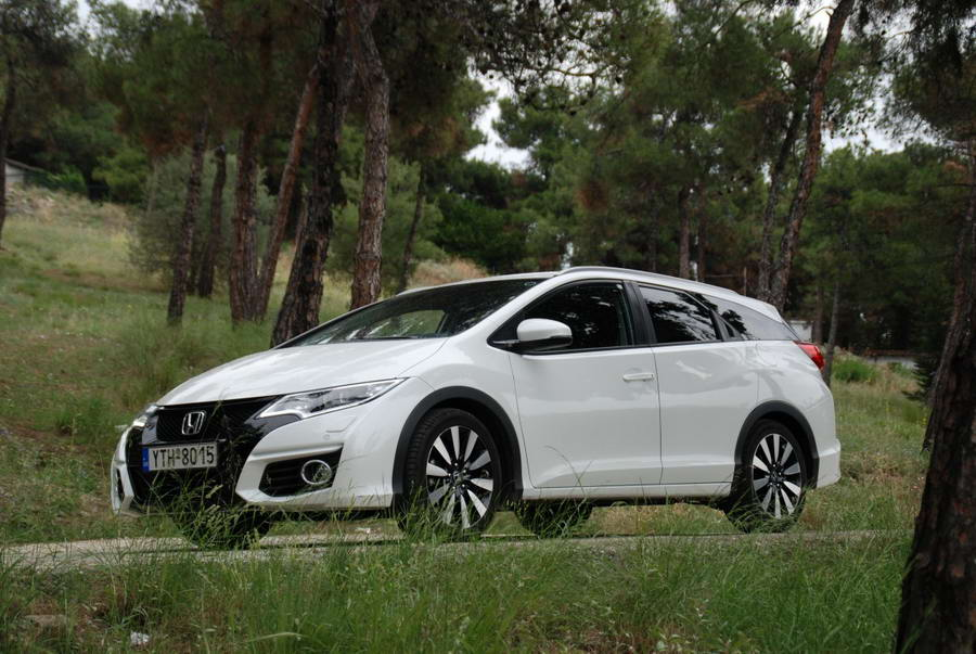 2014 Honda Civic Tourer 1,6 i-DTEC