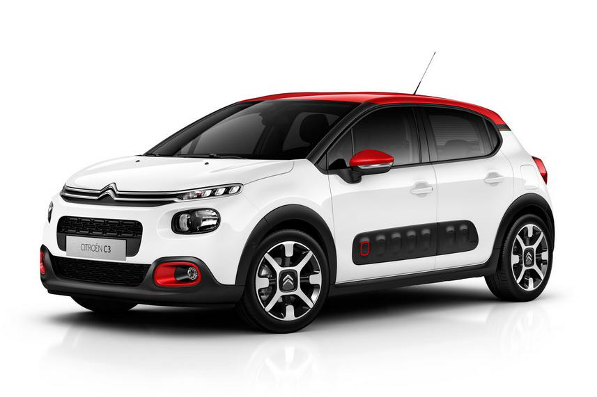 Open weekend Citroen C3