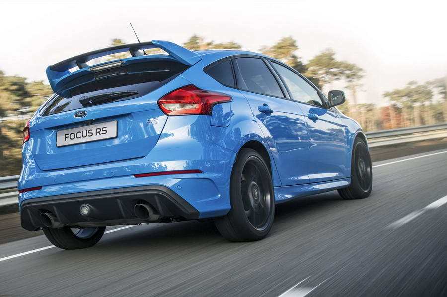 Ford Focus RS Option Pack Edition