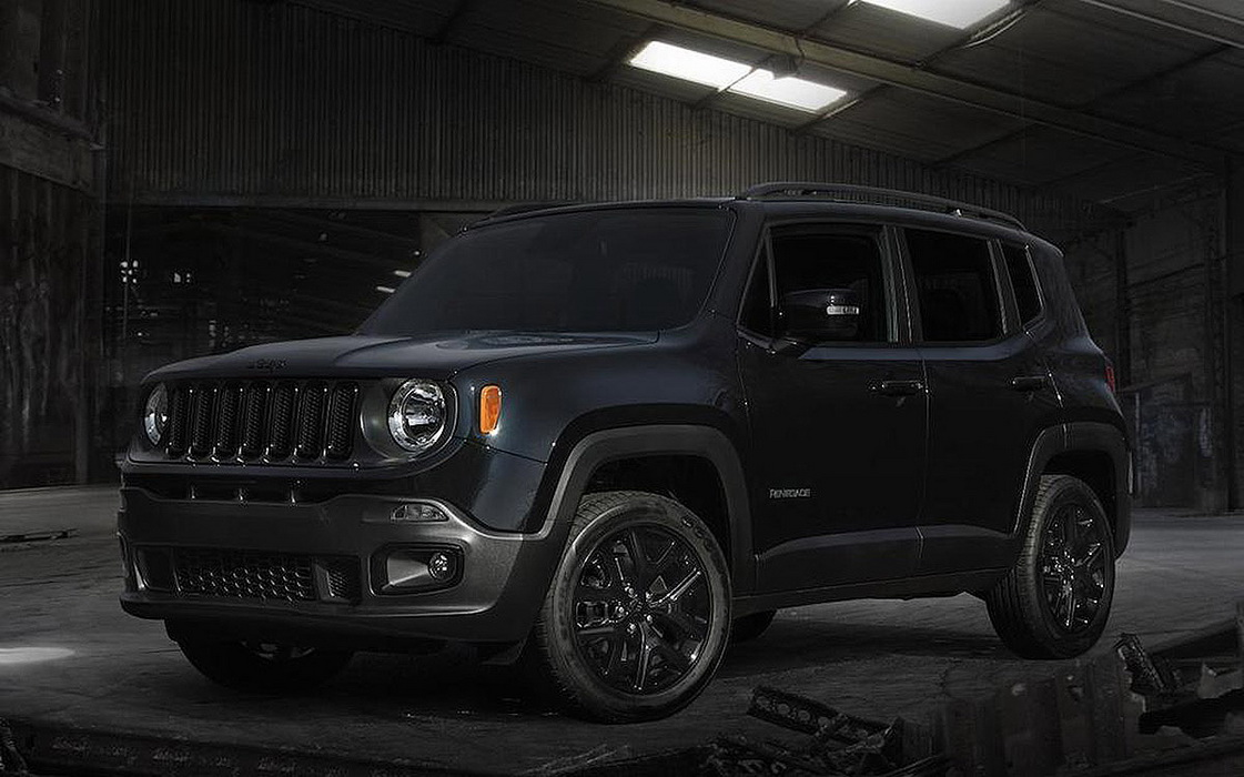 Jeep Renegade Justice