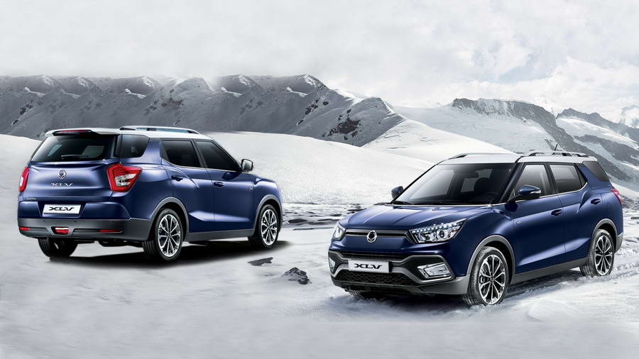 To SsangYong XLV