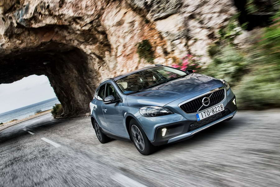 V40 Cross Country Τ3 1.5 Auto