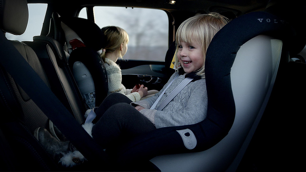 Volvo Child seats