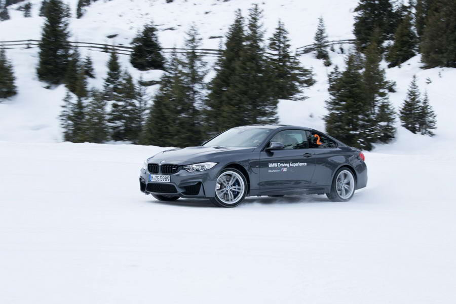 BMW - MINI winter driving experience