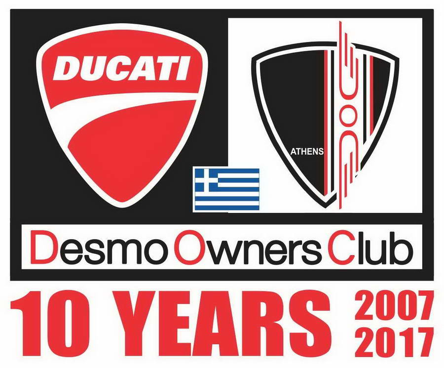 Desmo Owners Club Hellas