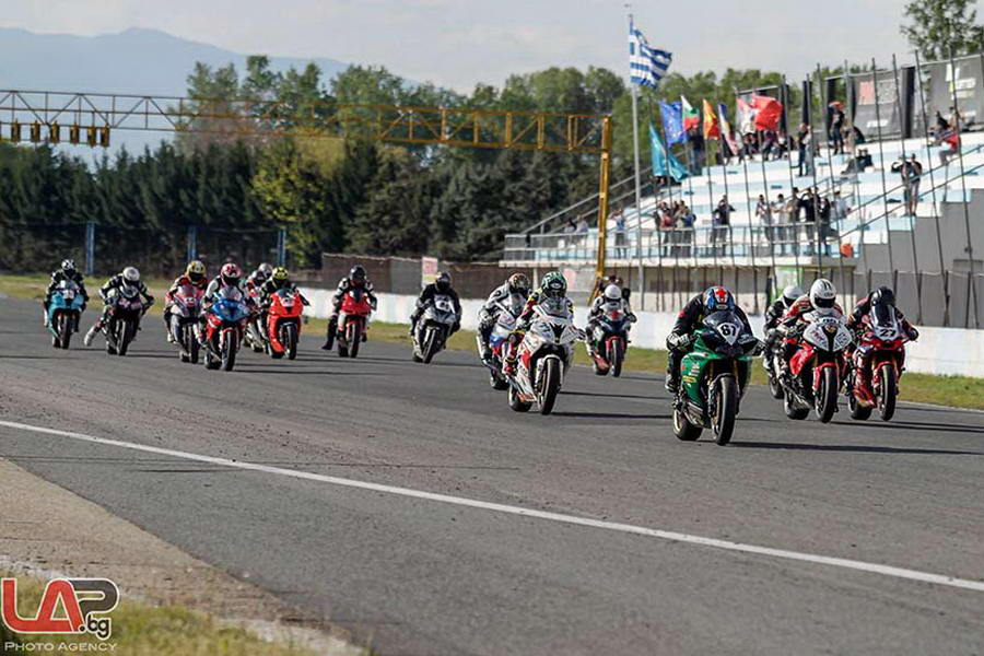 BMU - Europe Road Racing Championship