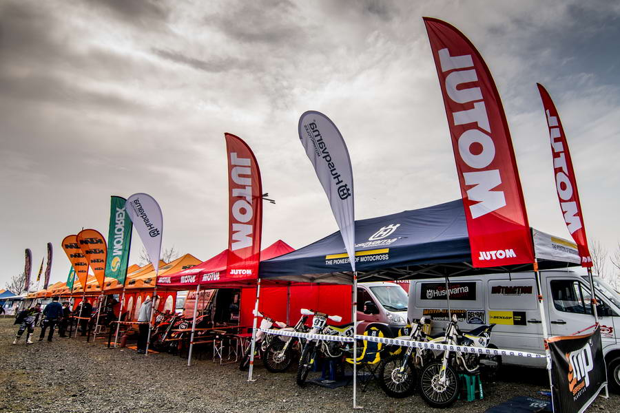 HUSQVARNA MOTUL MX TEAM