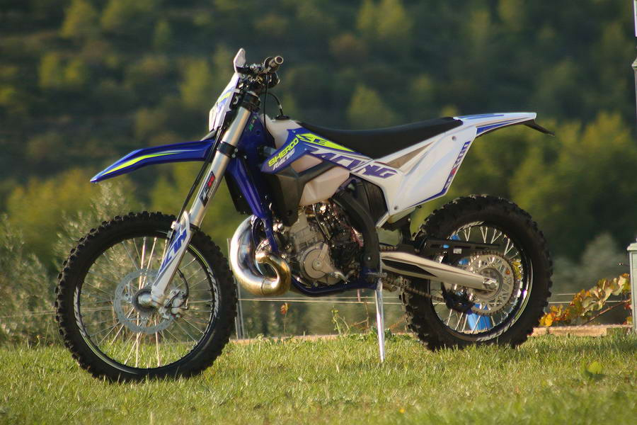 Ride A Sherco ΜΥ2018