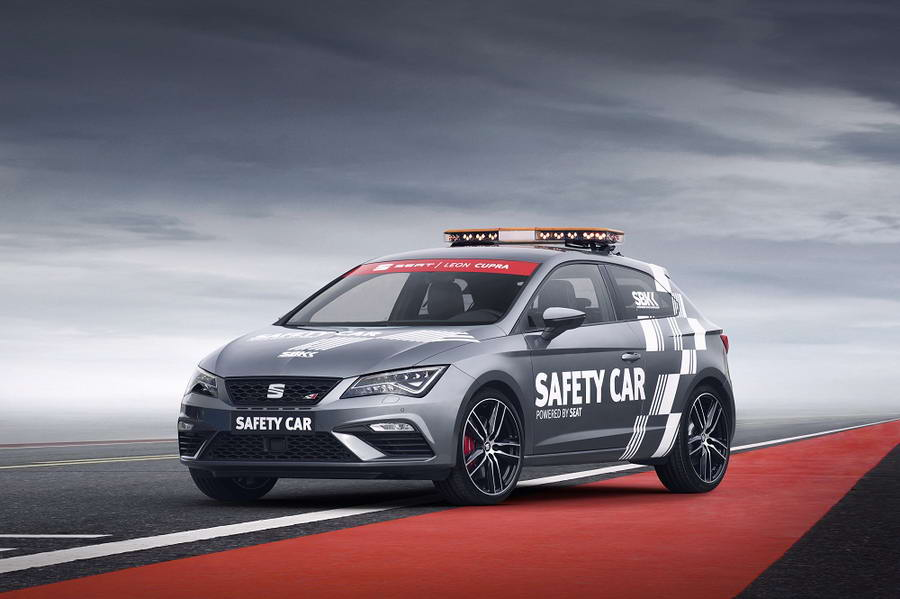 Seat safety car SBK 2017