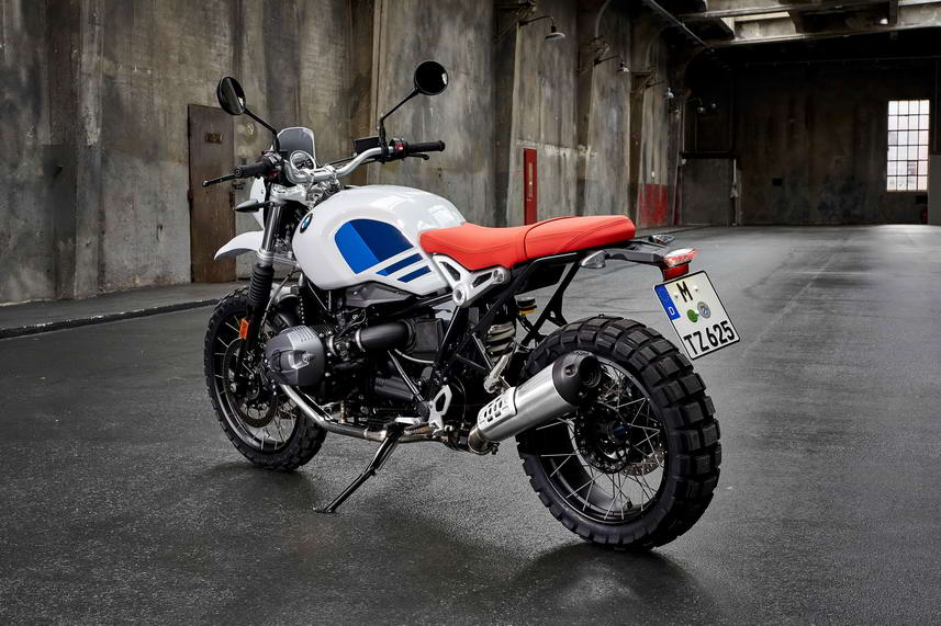 BMW R nineT URBAN GS MY20127