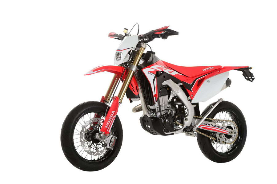 HONDA CRF 450 SUPERMOTO 2017 201216
