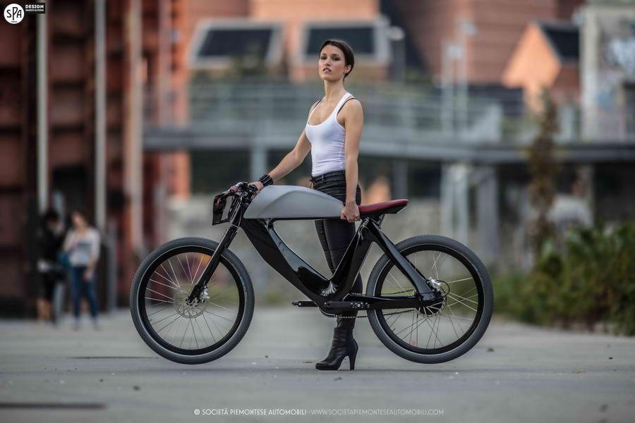 SPA Bicicletto Electric Bike