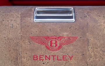 Bentley Bentayga Falconry 26