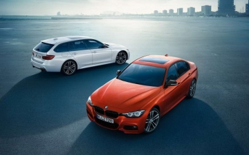 BMW 3 new editions 10