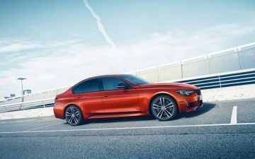 BMW 3 new editions 12