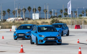 Ford Performance Day 14