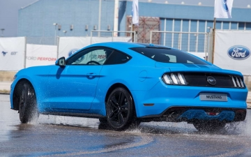 Ford Performance Day 16