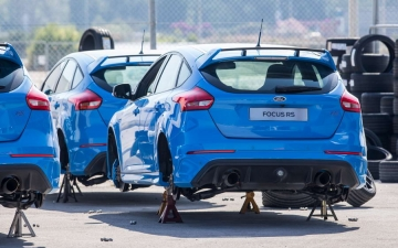 Ford Performance Day 25