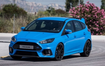 Ford Performance Day 27
