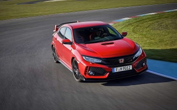 Honda Civic Type R 12