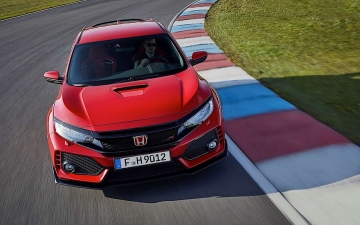 Honda Civic Type R 14