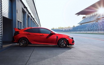 Honda Civic Type R 16