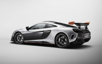 McLaren MSO-R Personal Commission 13