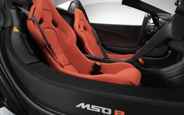 McLaren MSO-R Personal Commission 17