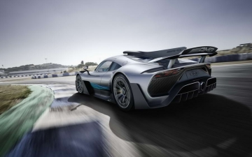 Mercedes AMG Project ONE 11