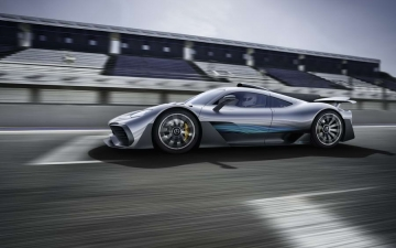 Mercedes AMG Project ONE 12