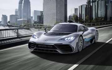 Mercedes AMG Project ONE 17