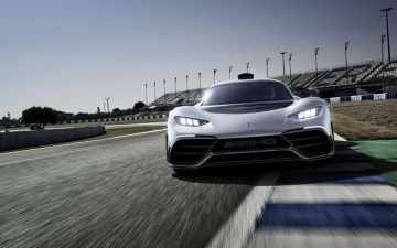 Mercedes AMG Project ONE 19