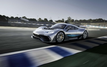 Mercedes AMG Project ONE 21