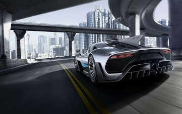 Mercedes AMG Project ONE 22