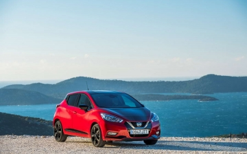 Nissan Micra Thes 11