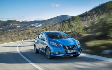 Nissan Micra Thes 12