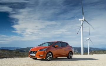 Nissan Micra Thes 13