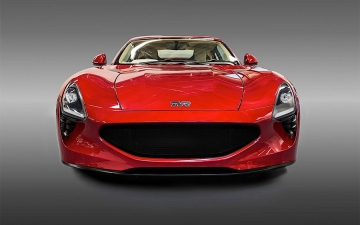 TVR Griffith 11