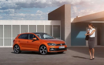 VW Polo of the 6th Generation 10