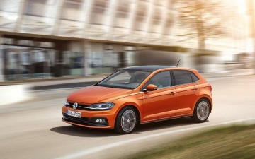 VW Polo of the 6th Generation 12