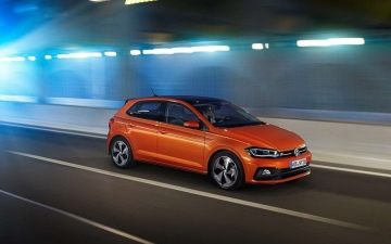 VW Polo of the 6th Generation 13
