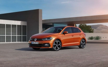 VW Polo of the 6th Generation 16